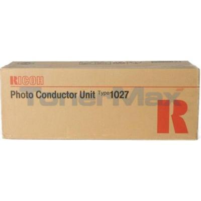 RICOH TYPE 1027 PHOTO CONDUCTOR UNIT BLACK